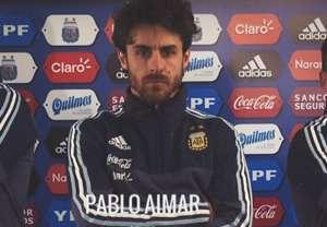 pablo aimar dt sub 17 argentina