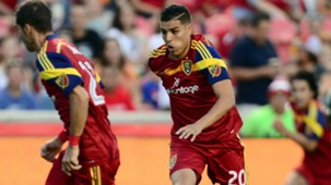 Luis Silva Real Salt Lake