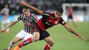 Lucas Paqueta Fluminense Flamengo 22032018 Taca Rio Carioca