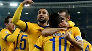 Benatia Dybala Verona Juventus