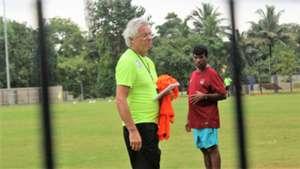 Luis Norton de Matos India U17