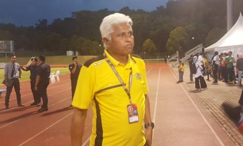 Tajuddin Nor, Shahzan Muda, FAM Cup, 08102017
