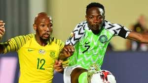 Ahmed Musa Nigeria 2019