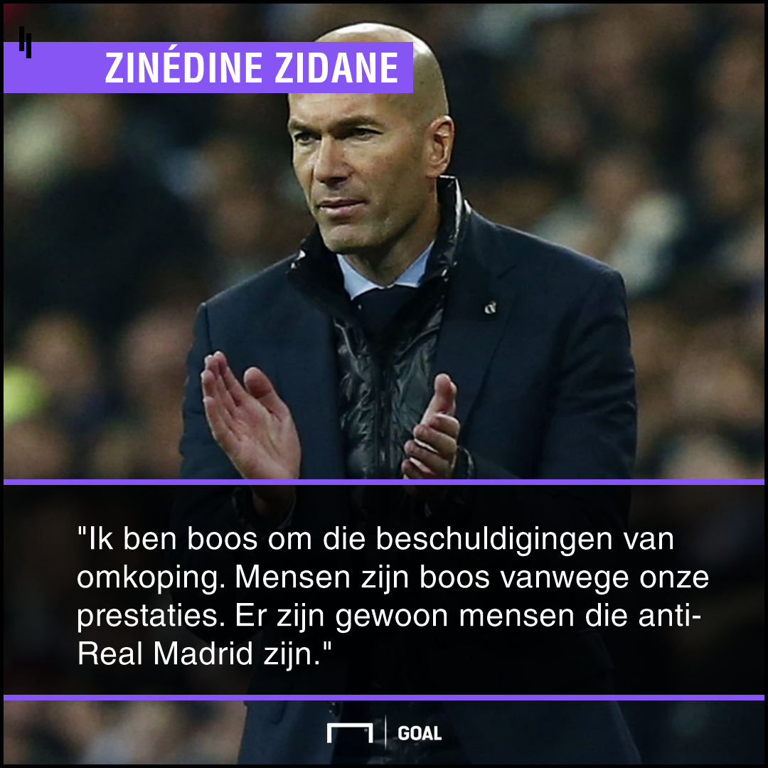 GFX Zinedine Zidane, Real Madrid