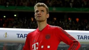 Thomas Müller FC Bayern Eintracht Frankfurt