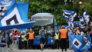 Wolfsburg Hamburger SV Bus 05202017