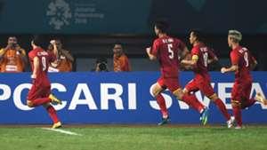 Vietnam U23, Asian Games
