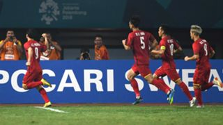 Vietnam U23, Asian Games