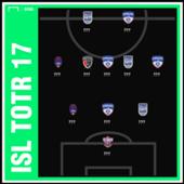 ISL 2018-19 Team of the Round 17