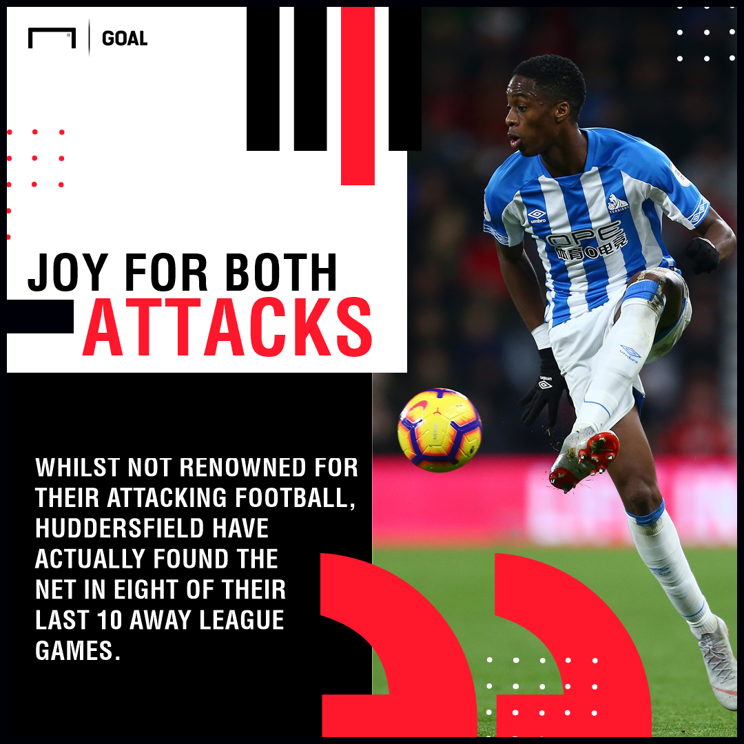 Arsenal Huddersfield graphic