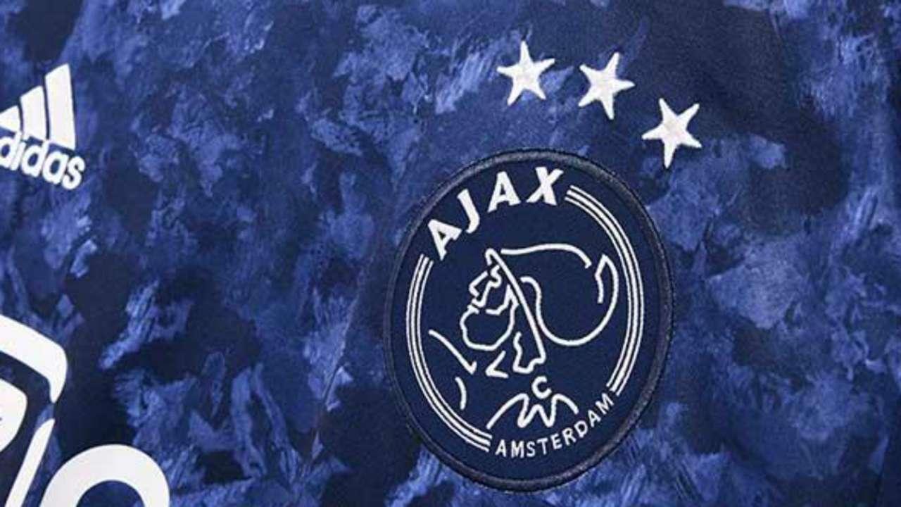 Ajax away kit 17-18