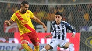 Mario Osuna Jonathan Gonzalez Morelia Monterrey