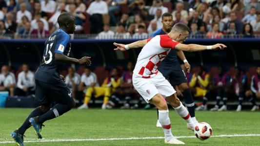 france croatia - ivan perisic - world cup final - 15072018