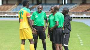 Mathare v Mount Kenya United.