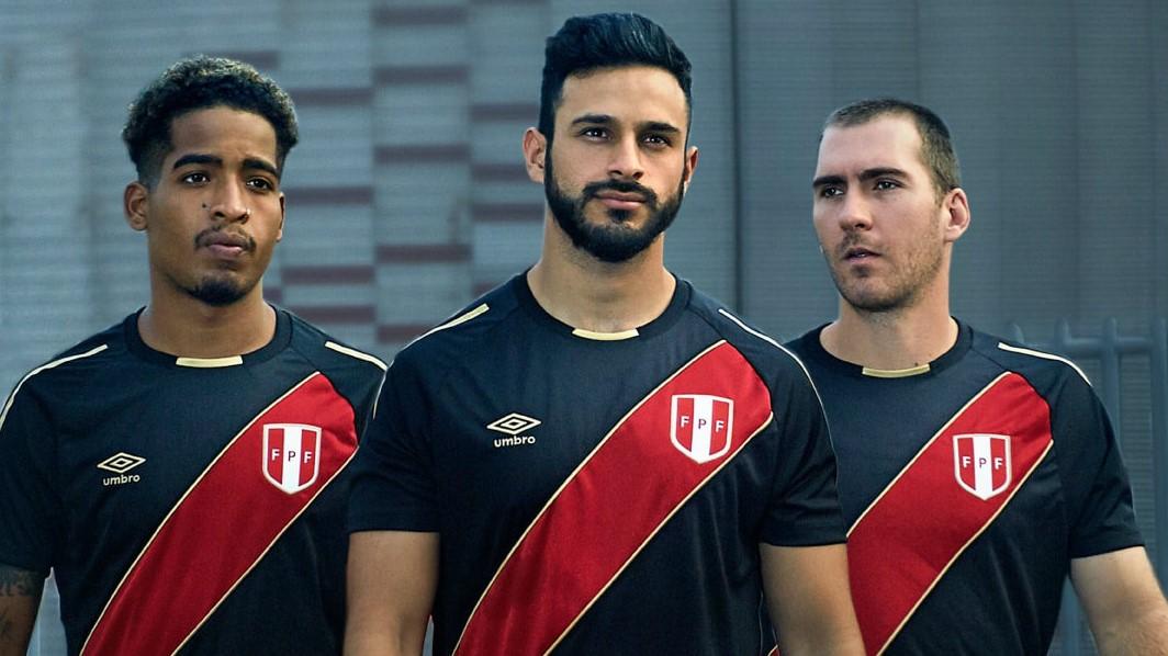 Peru Third Kit 2018 Limited