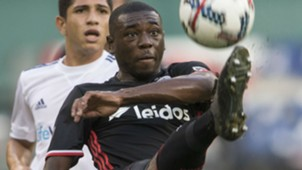 Chris Odoi-Atsem D.C. United