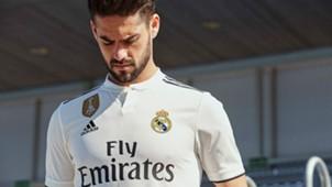 Isco Real Madrid New Kit 18-19
