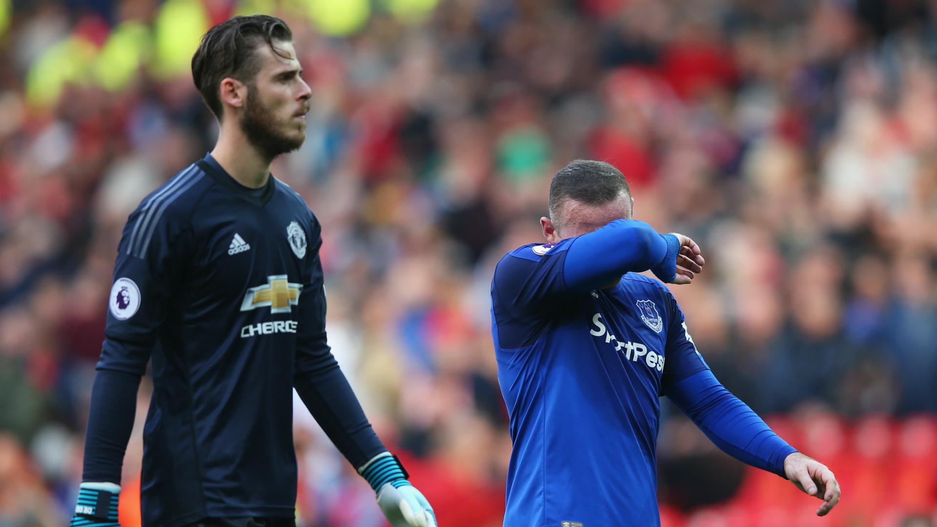 Manchester United Everton Premier League