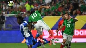 México vs Honduras 20072017