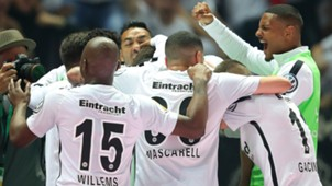FC Bayern Eintracht Frankfurt