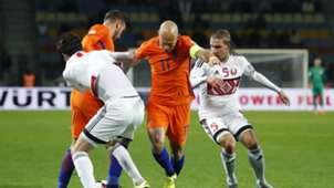 Arjen Robben, Wit-Rusland - Nederland, 07102017