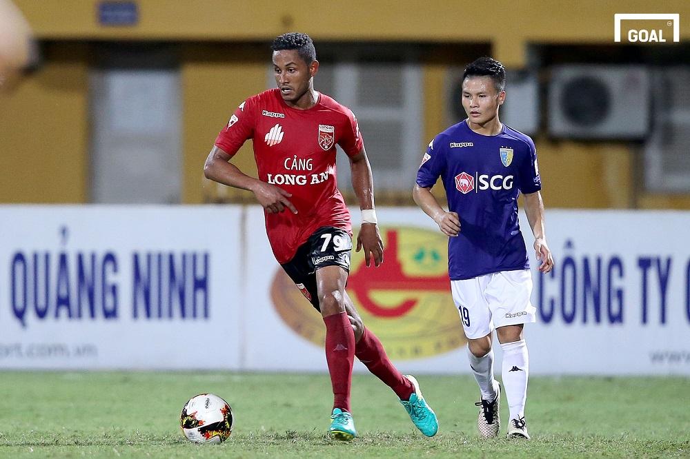 Hà Nội FC Long An Vòng 20 V.League 2017