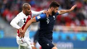 Olivier Giroud Alberto Rodriguez France Peru World Cup 2018 21062018