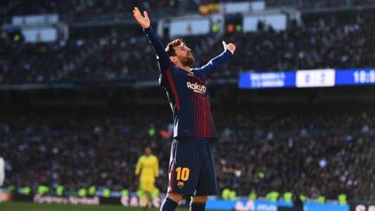 Real Madrid Barcelona 12232017