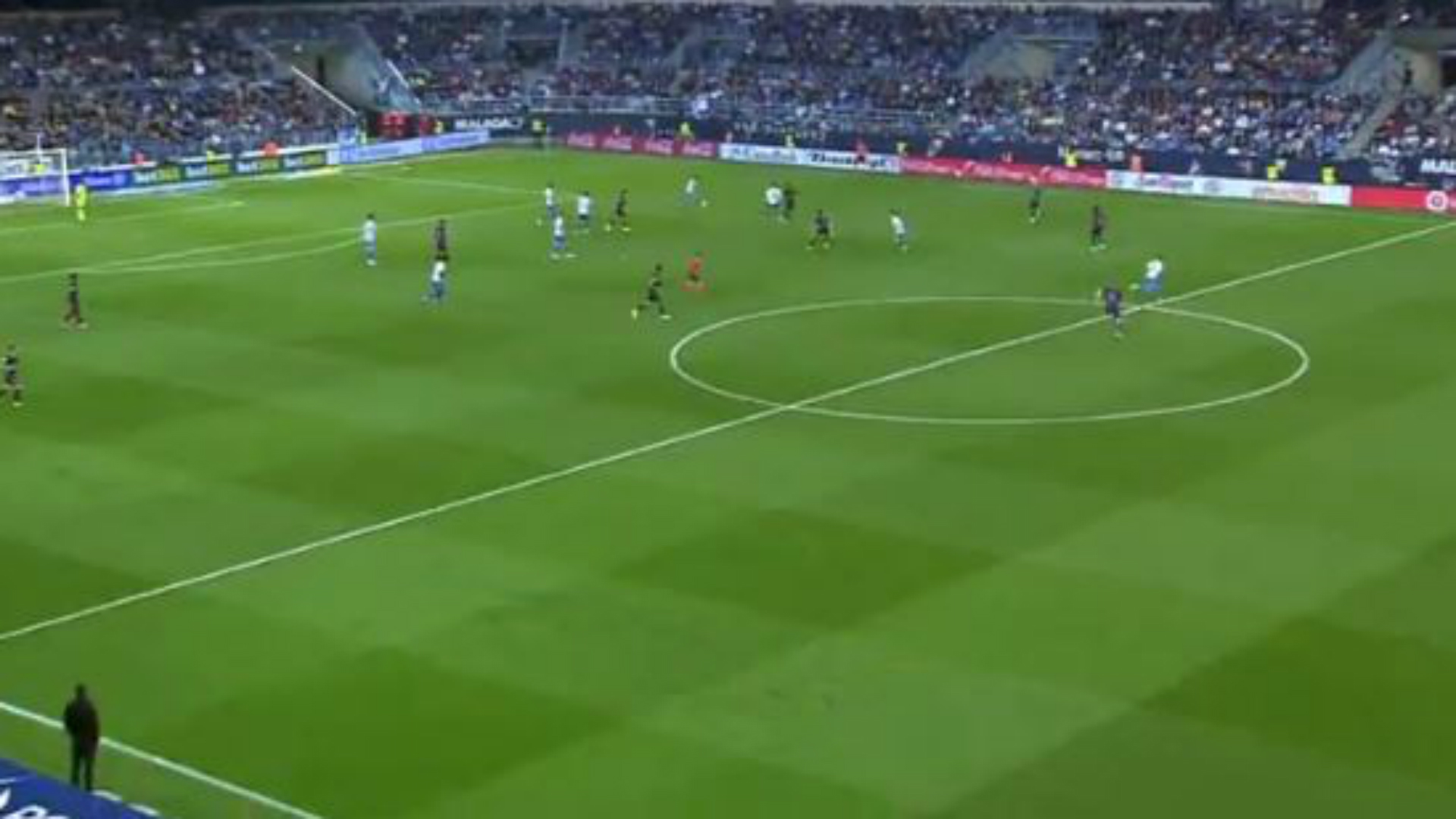 BODY ONLY Sandro Malaga Barcelona La Liga