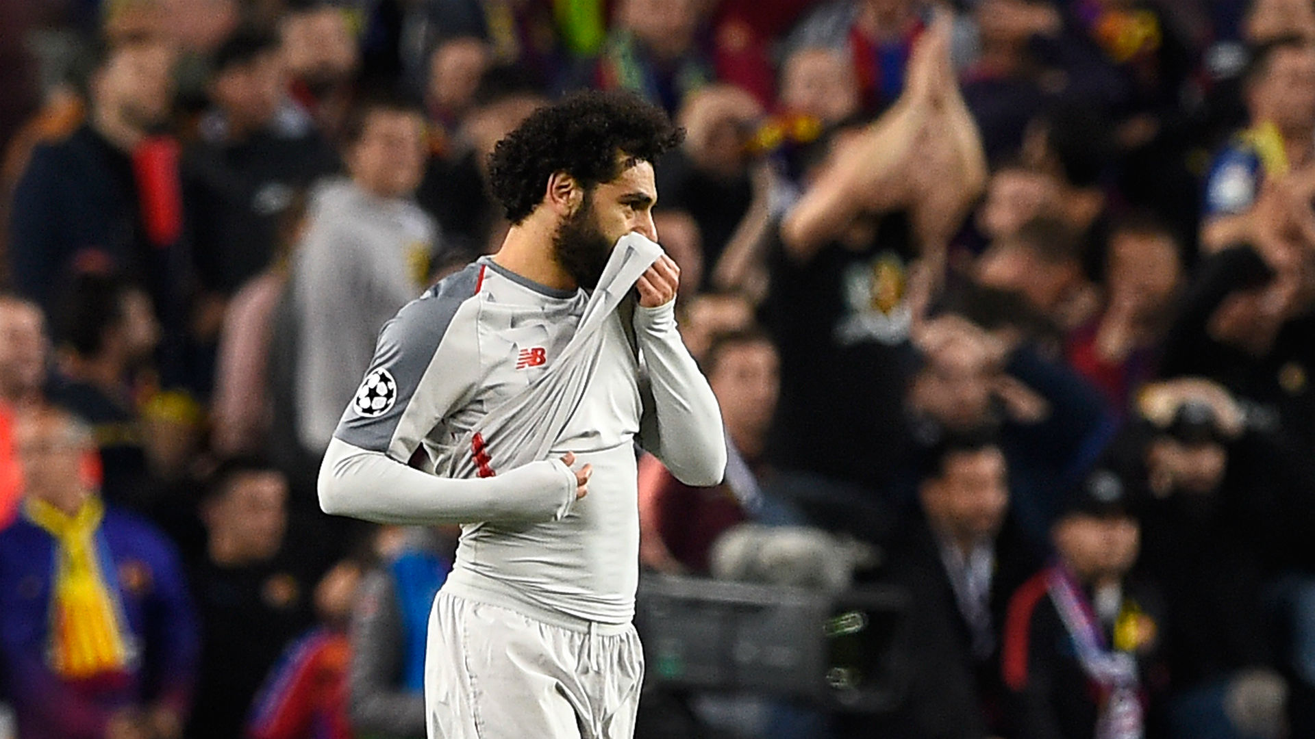 Liverpool's Firmino out of Barca visit, Salah at risk