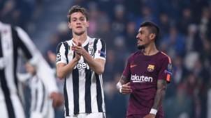 Daniele Rugani Juventus Barcelona