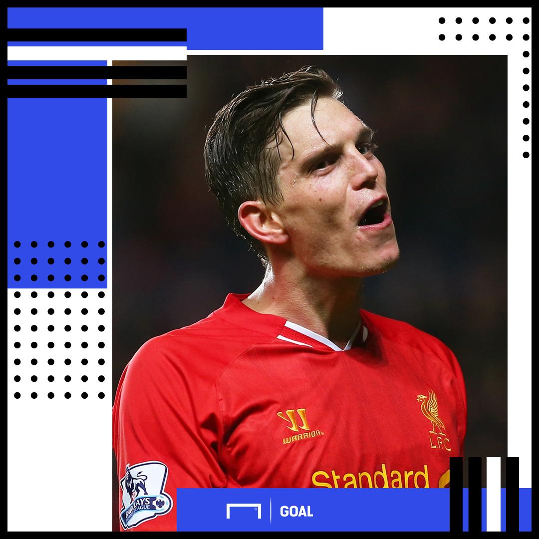 Daniel Agger Liverpool PS