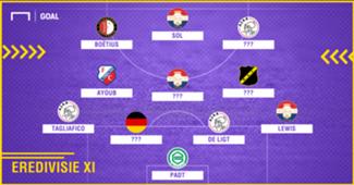 Omnisport Eredivisie Team 27 2017/18