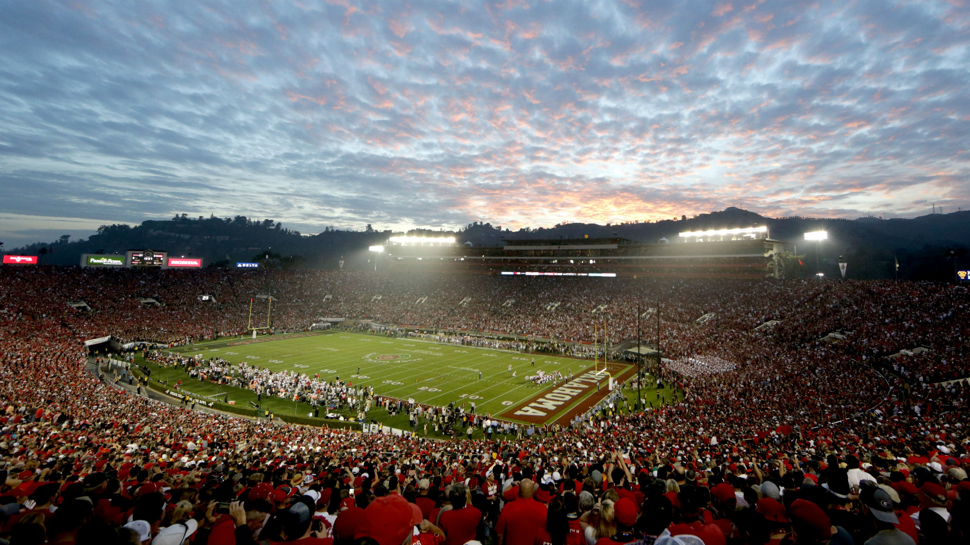 Rose Bowl Pasadena