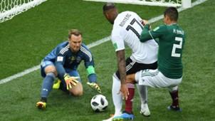 Manuel Neuer Deutschland Germany Mexico WC 2018