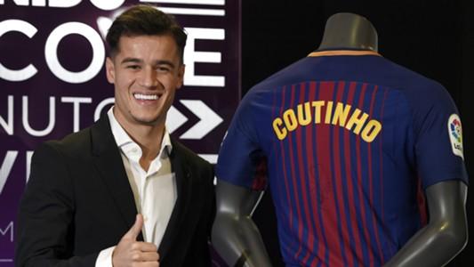 Philippe Coutinho Barcelona