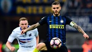 Icardi Inter Sampdoria Serie A