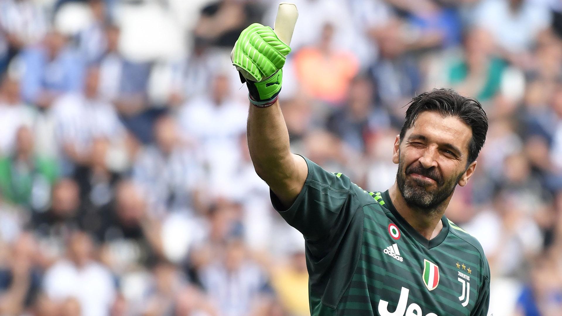 Gianluigi Buffon Juventus Turin 19052018