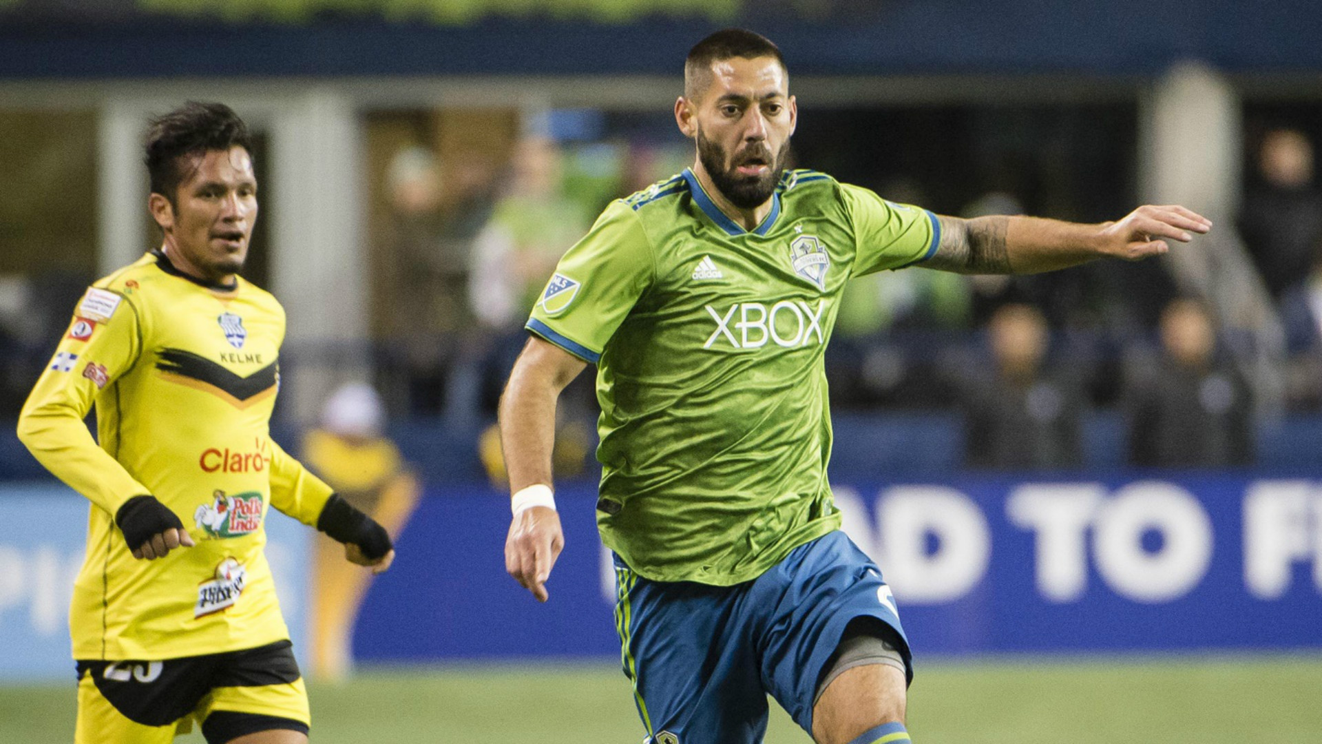 Clint Dempsey MLS CCL Seattle Sounders 03062018