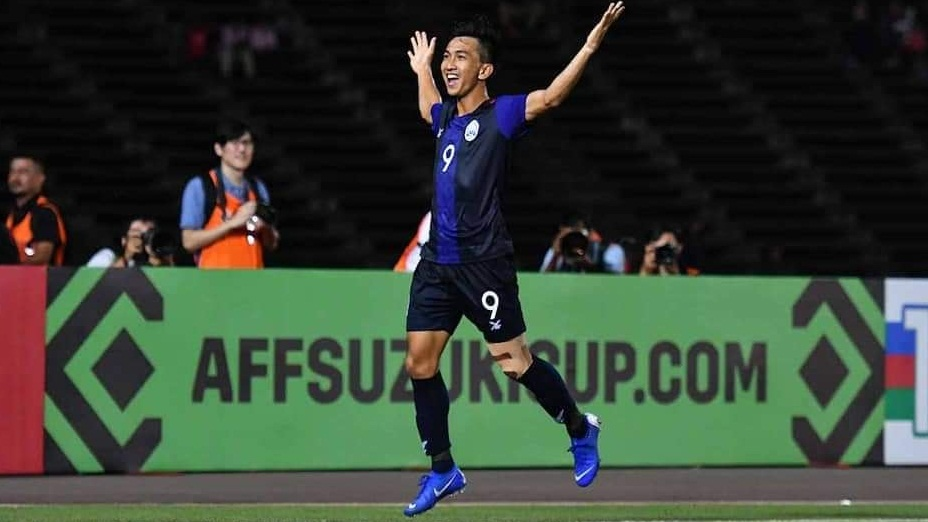 Cambodia vs Laos AFF Suzuki Cup 2018