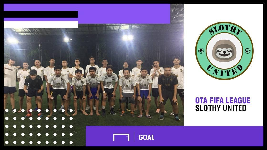 ผลการค้นหารูปภาพสำหรับ โปรไฟล์ทีม โอตะ ฟีฟ่า ลีก : Slothy United