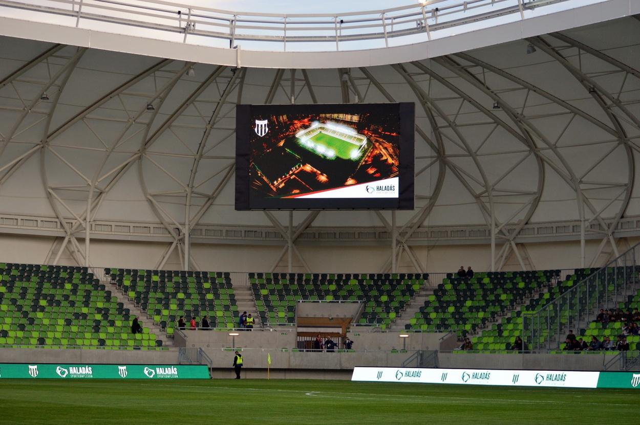 Haladás Szombathely stadion