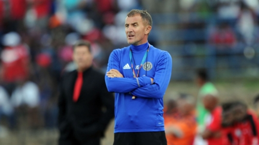 Orlando Pirates were deserved winners against Golden Arrows, says Milutin Sredojevic