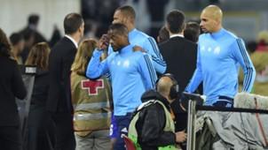 2017-11-03 Evra Marseille Europe league