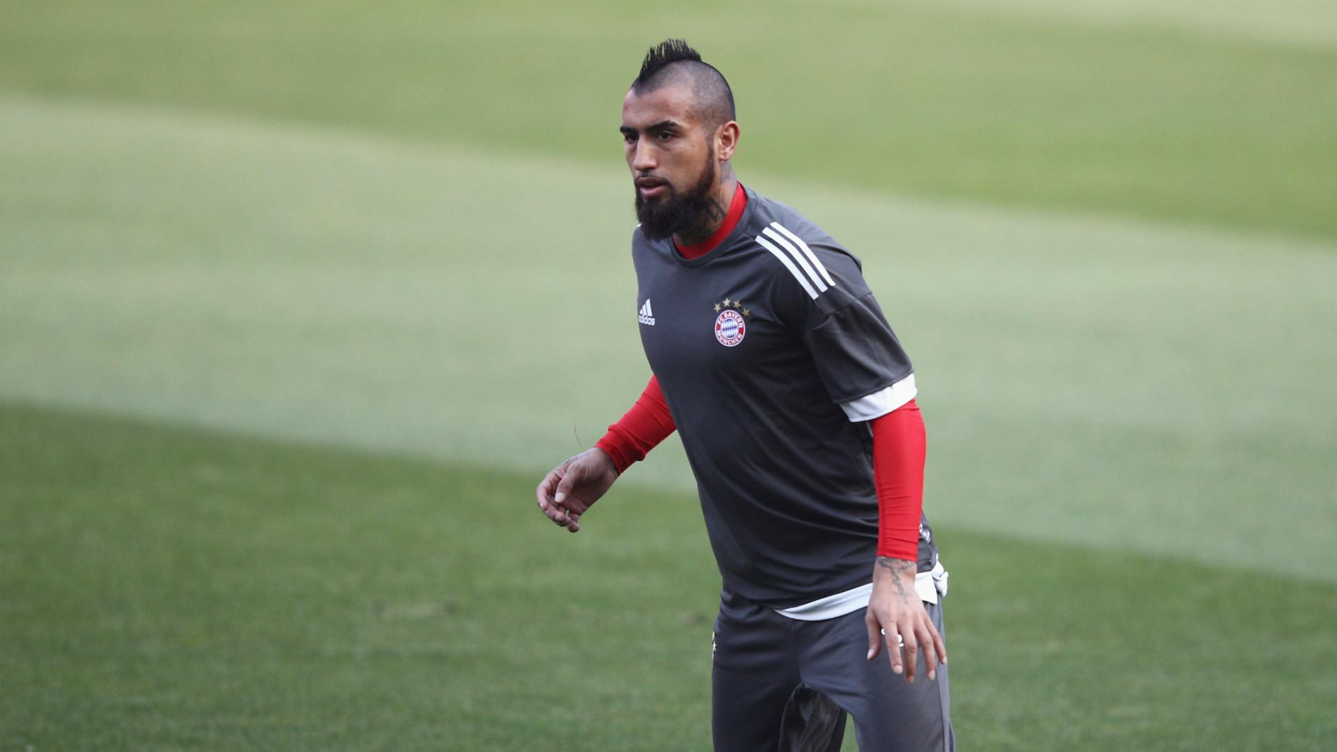 FC Bayern: Comeback muss warten! Vidal bricht Training ab