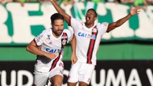 Diego Ribas Chapecoense Flamengo Brasileirao Serie A 15102017