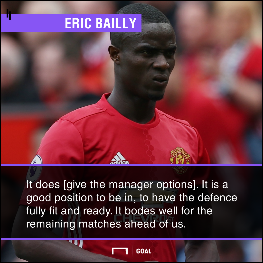 Eric Bailly ps