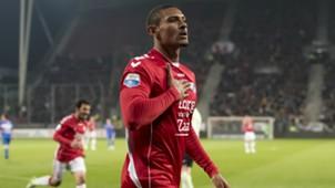 Sébastien Haller, FC Utrecht vs. Willem II, 04012017