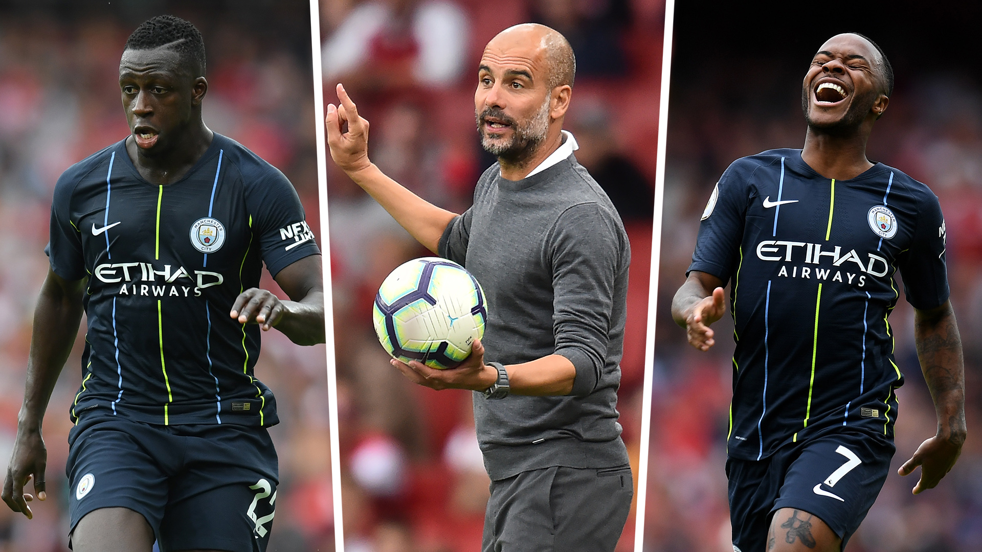 Manchester City 2 0: Benjamin Mendy's new role could hold key for
