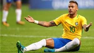 Neymar Brasil Ecuador 310817